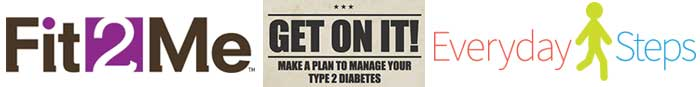 Diabetes Resouces - Fit2Me, ON IT Movement, Everyday Steps