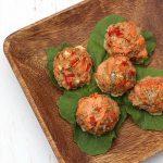 Salmon Meatballs with Quinoa (gluten-free)