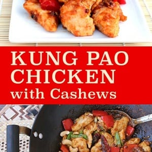 Kung Pao Chicken with Cashews