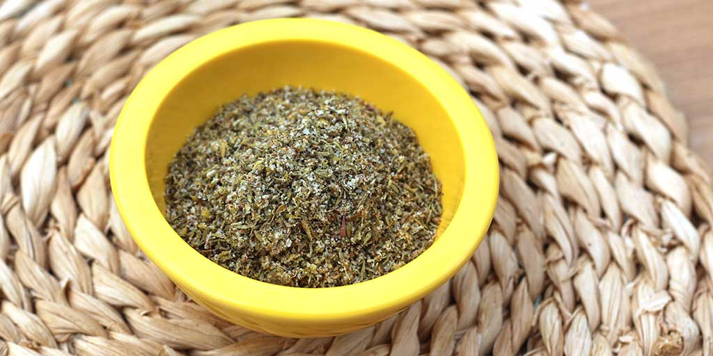Low-Sodium Za'atar Seasoning (Middle Eastern blend