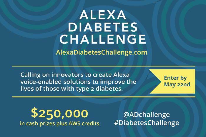 Alexa Diabetes Challenge