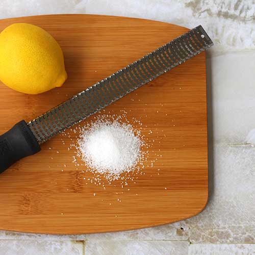 Lemon Zest Salt