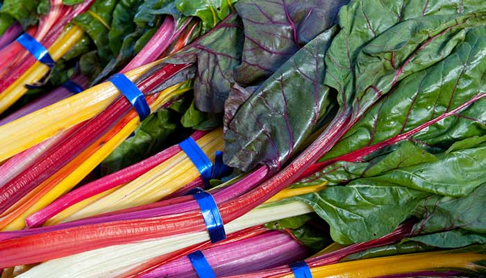 Swiss Chard for Leafy Greens Recipes
