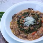 Summer Vegetable Bean Soup (Pistou)