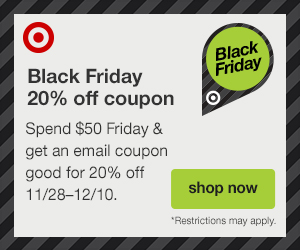 Target Black Friday deal