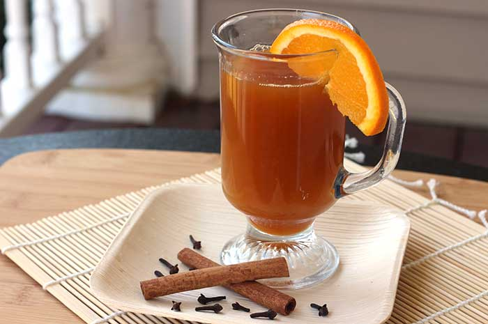 Orange Cinnamon Breakfast Tea