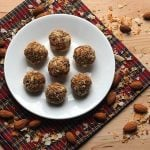 Date Almond Energy Bites