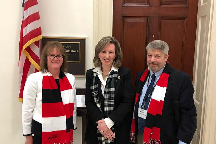 Call to Congress - with Rep Barbara Comstock