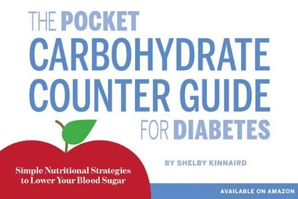 Carbohydrate Counter Guide: Now Available