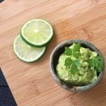 5-Minute Lime-Avocado Sauce