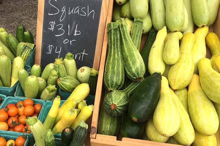Food Philosophy - Farmers Market