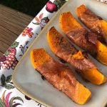 Honeynut Squash Spears with Prosciutto