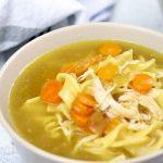 Chicken Noodle Soup (Instant Pot)