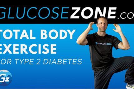 Total Body Exercise for Type 2 Diabetes GlucoseZone