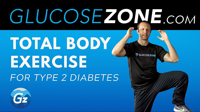 Total Body Exercise for Type 2 Diabetes GlucoseZone