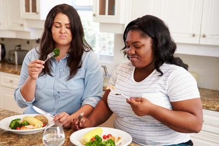 5 Ways to Eat Healthy When Your Family Won't