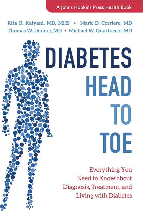 Diabetes Head to Toe cover