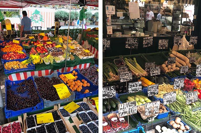 River Cruise - Farmers' markets