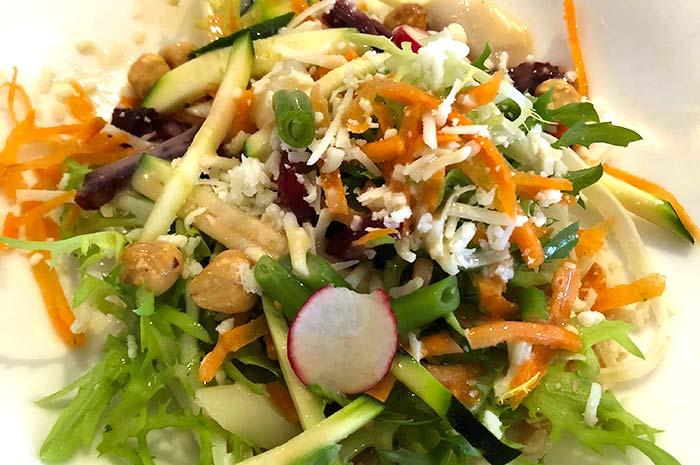 River Cruise - Market Salad