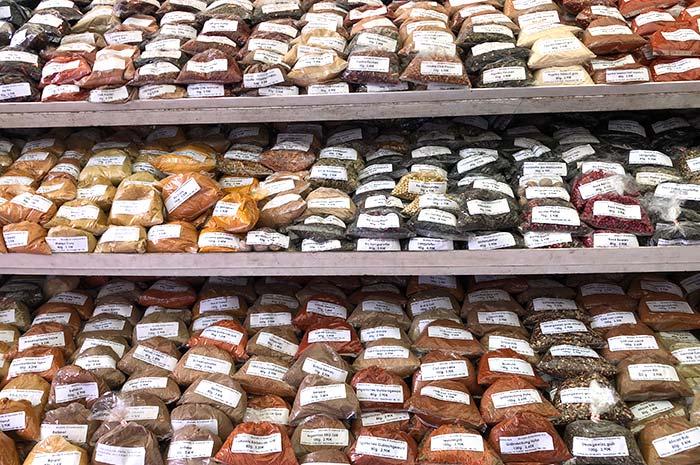 River Cruise - Vienna Market  spices