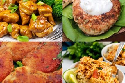 10 Easy Diabetic Chicken Recipes