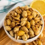 Roasted Spiced Pistachios