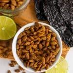 Spicy Pepitas