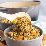 Turkey Lentil Soup